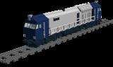 City Dieselloks aus Europa