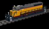 City Dieselloks aus den USA