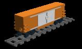 City Güterwagen aus den USA