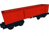 City Güterwagen aus Europa
