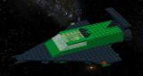 Space  Kleine Raumschiffe