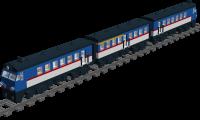 Dieseltriebwagen CP9400