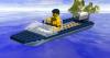 Kleines Motorboot