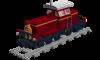 Rangierlok Baureihe 360 (V60)
