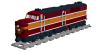 "AlCo PA der ""Southern Pacific"""