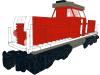 Diesellok BR 212 der DB