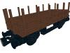 Rungenwagen der DB