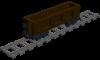 Hochbordwaggon DB 2