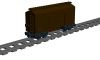 Gedeckter Güterwagen 1