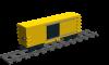 "US Box Car 50 ""TTX"""