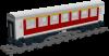 """Personenwagen 1 Klasse """"Deutsche Bahn"""""""