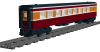 """Coach 2 """"Southern Pacific"""""""