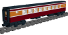 """Coach 1 """"Southern Pacific"""""""