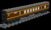 "Coach 1 ""Pennsylvania Railroad"""