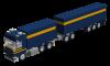 Scania R420 Gigaliner